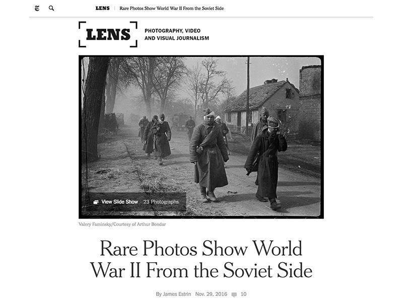 nytimes-arthur-bondar-zweiter-weltkrieg